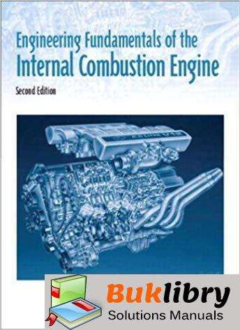 Solutions Manual Engineering Fundamentals of the Internal Combustion Engine 2nd Edition by Pulkrabek