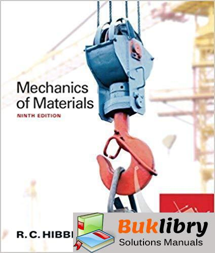 Solutions Manual Mechanics of Materials 9th Edition by Russell C. Hibbeler
