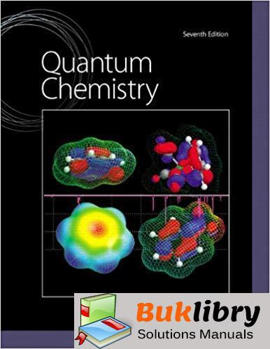 Solutions Manual Quantum Chemistry 7th Edition by Ira N. Levine