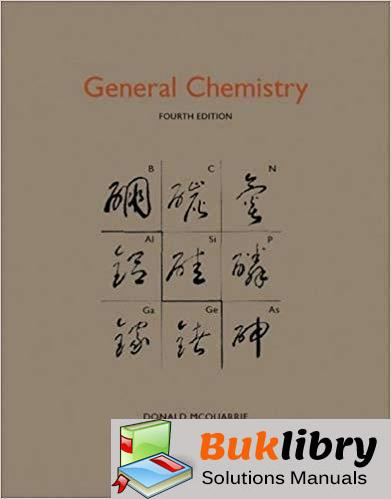Students Solutions Manual for Accompany General Chemistry