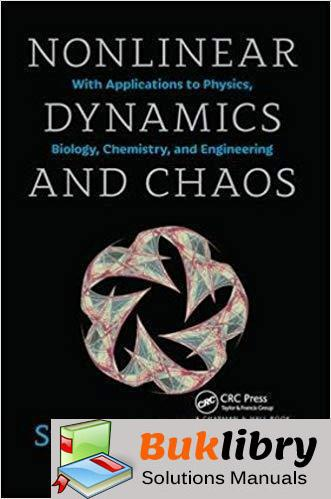 Students Solutions Manual for Nonlinear Dynamics and Chaos 2nd Edition by Steven Strogatz