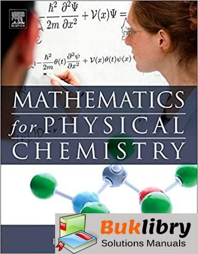 Solutions Manual Mathematics for Physical Chemistry 4th edition by Robert G. Mortimer