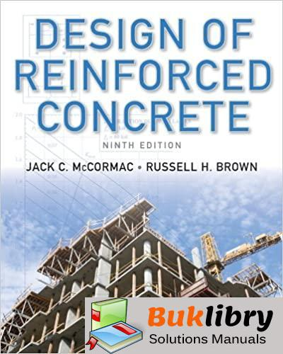 Solutions Manual Design of Reinforced Concrete 9th edition by McCormac & Brown