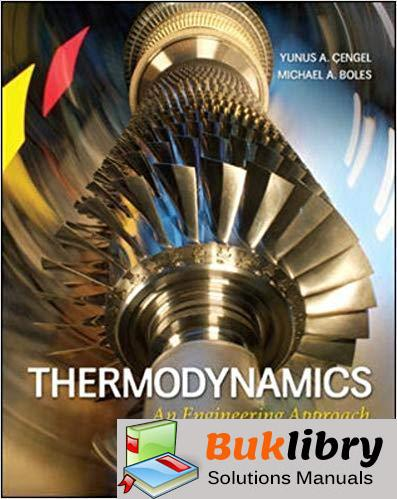 Instructors Solutions Manual Thermodynamics- An Engineering Approach 8th edition by Cengel & Boles