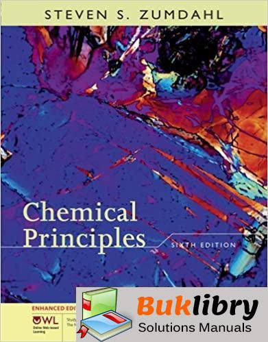 Solutions Manual Chemical Principles 6th edition by Zumdahl & Hummel