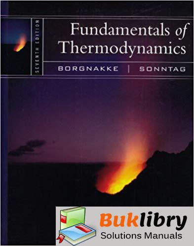 Solutions Manual Fundamentals of Thermodynamics