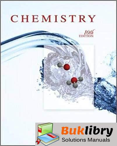 Students Solutions Manual Chemistry 10th edition by Raymond Chang