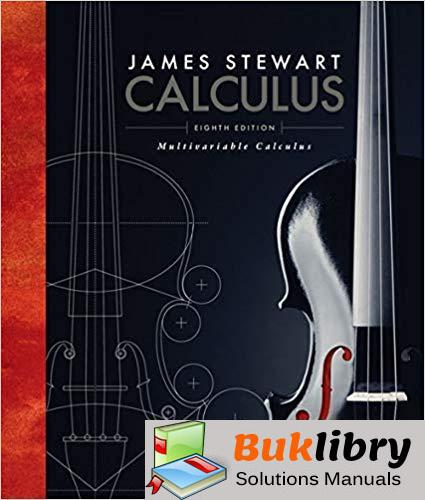 Students Solutions Manual Multivariable Calculus 8th edition by James Stewart