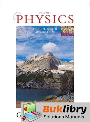 Solutions Manual Physics Principles With Applications 7th edition by Douglas C. Giancoli