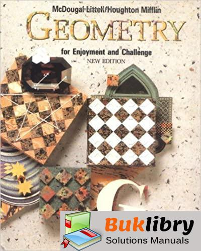 Solutions Manual of Geometry for Enjoyment and Challenge by Rhoad