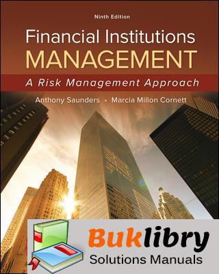 Solutions Manual of Financial Institutions Management: A Risk Management Approach by Cornett