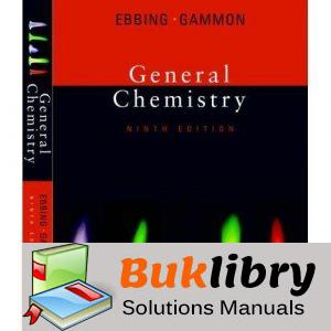 Solutions Manual of General Chemistry by Bookin