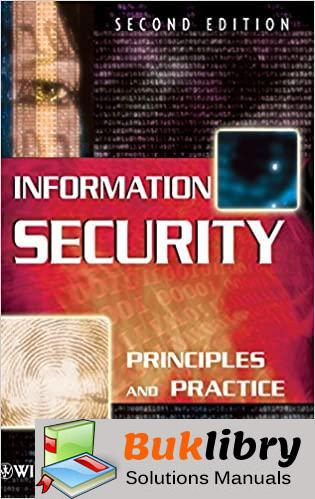 Solutions Manual of Information Security by Stamp