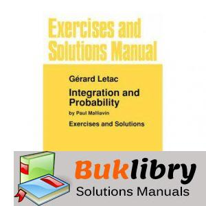 Solutions Manual of Integration and Probability by Paul Malliavin