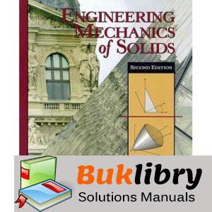 Solutions Manual of Mechanics of Materials Si Version by Popov