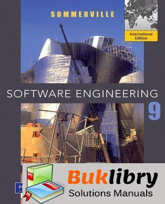 Solutions Manual of Software Engineering by Sommerville