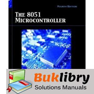Solutions Manual of The 8051 Microcontroller by Mackenzie 4th edition
