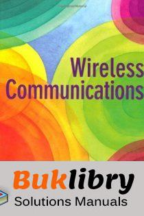 Solutions Manual of Wireless Communications by Goldsmith | 1st edition
