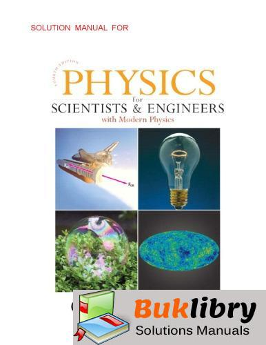 Physics for Scientists & Engineers With Modern Physics by Giancoli & Douglas