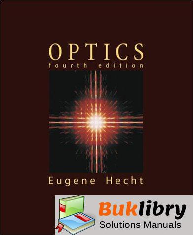 Optics by Hecht & Coffey